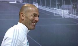 Zidane convicto que o jogo em Girona vai decorrer normalmente