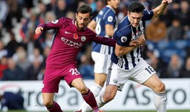 Manchester City consegue a oitava vitória seguida na Premier League