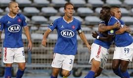 A crónica do Belenenses-Moreirense, 3-0: Golos em demasia numa vitória clara