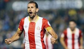Real Madrid perde em Girona e já está a 8 pontos do Barcelona