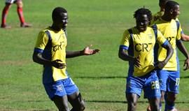U. Madeira-Oliveirense, 1-0: Golo de Pathé Ciss sela triunfo
