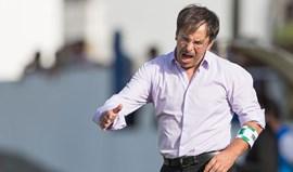 Manuel Machado deixa Moreirense