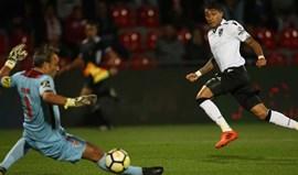 Aves-V. Guimarães, 1-3