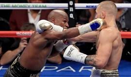 McGregor desafia Mayweather... agora no octógono