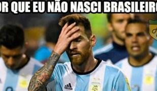 Brasileiros não desarmam no 'ataque' a Messi e companhia