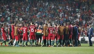 Estes foram os 29 jogadores que levaram Portugal ao Mundial'2018