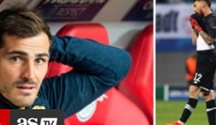 Como os espanhóis reagiram ao ver Casillas no banco