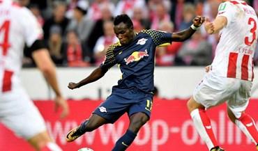 Leipzig volta aos triunfos com Bruma em ação