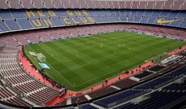 Barcelona vai estar encerrado na terça-feira
