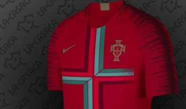 Assim se vestirá Portugal no Mundial'2018?