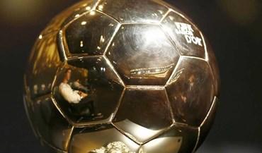 Os 30 nomeados para a Bola de Ouro