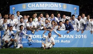 Real Madrid defronta vencedor do Al Jazira-Auckland ou campeão asiático