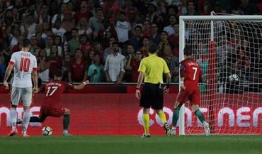 O mágico golo de Portugal: bola passou por 9 jogadores durante 47 segundos