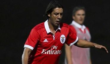Seixal viu Rui Costa voltar a vestir a camisola do Benfica