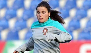 Mónica Mendes heroína do Brescia