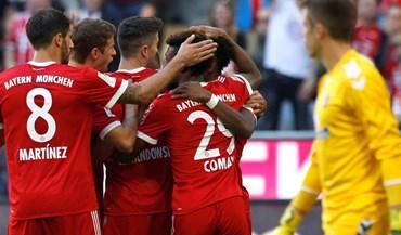 Bayern aplica 'chapa 5' na estreia de Heynckes