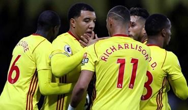 Watford de Marco Silva vence Arsenal com golo nos descontos