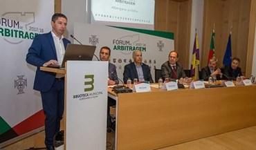 Arbitragem reuniu em Albergaria-a-Velha