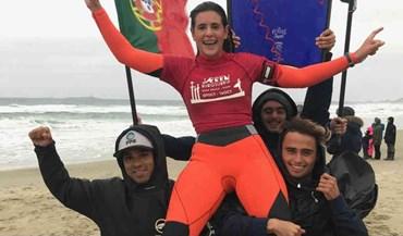 Portugal conquista Eurosurf