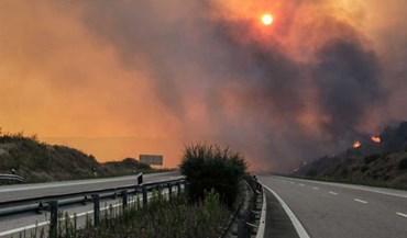 Incêndios: Comitiva pacense leva quatro horas para regressar de Coimbra