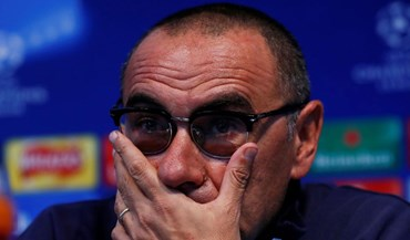 Sarri: «Tudo o que peço aos meus jogadores é que não tenham medo»