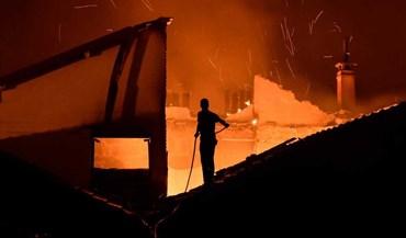 Número de mortos nos incêndios sobe para 37