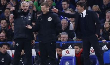 António Conte responde à letra a indireta de Mourinho