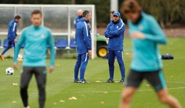 Conte continua a 'puxar' e está a 'perder' os jogadores do Chelsea