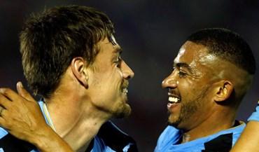 Coates e Maxi Pereira nos convocados do Uruguai