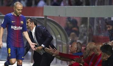 Para o Barcelona, o sucessor de Iniesta é um jogador de... Mourinho
