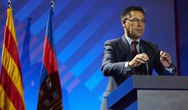 Bartomeu: «Barcelona vai continuar na liga espanhola»