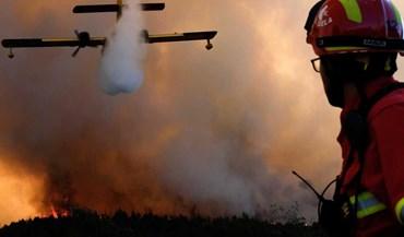 Risco de incêndios volta a aumentar até quarta-feira