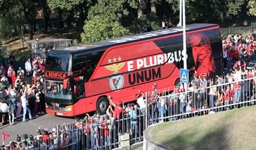 Benfica e Aves não se podem queixar de falta de apoio