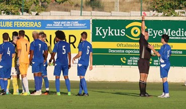 AF Algarve: Antigos árbitros salvaram jornada