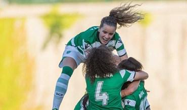 Imparável Sporting soma nova goleada