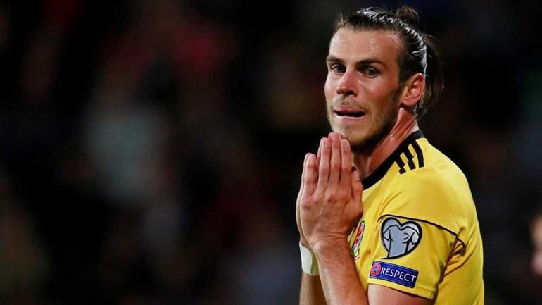 Lesionado, Bale fica fora de convocação de País de Gales