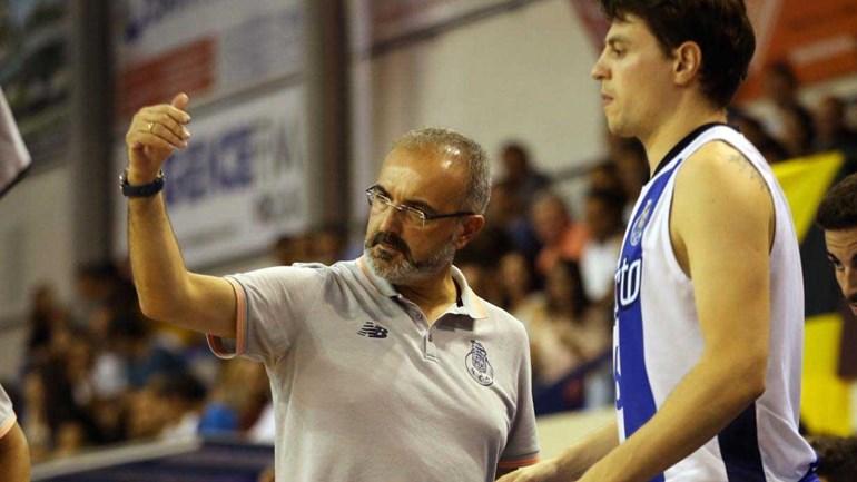 FC Porto mais perto da Liga Europa de basquetebol