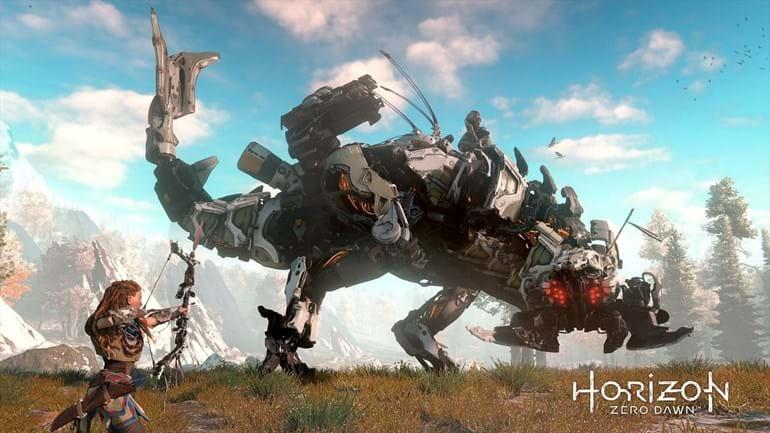 Edição definitiva de Horizon Zero Dawn é anunciada