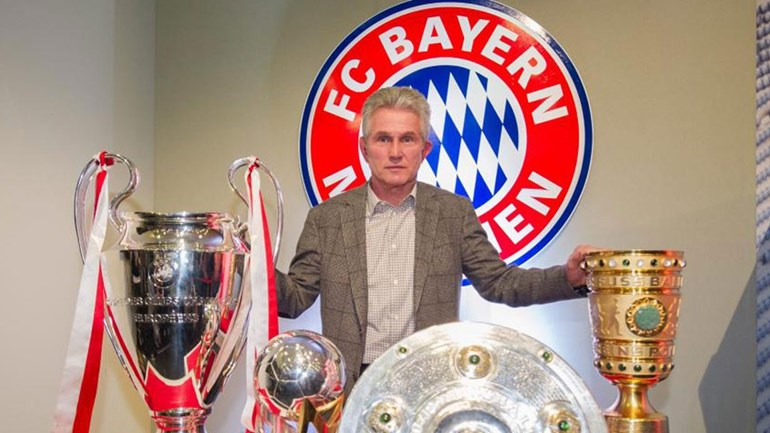 Luis Enrique em Munique para negociar com o Bayern