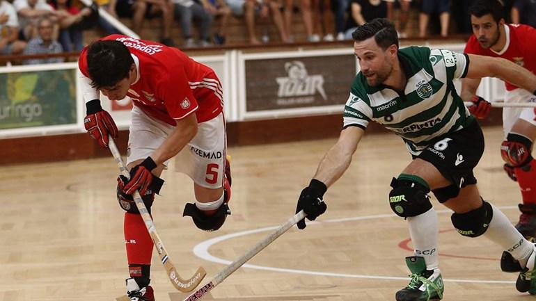 Benfica bate Sporting e conquista Elite Cup