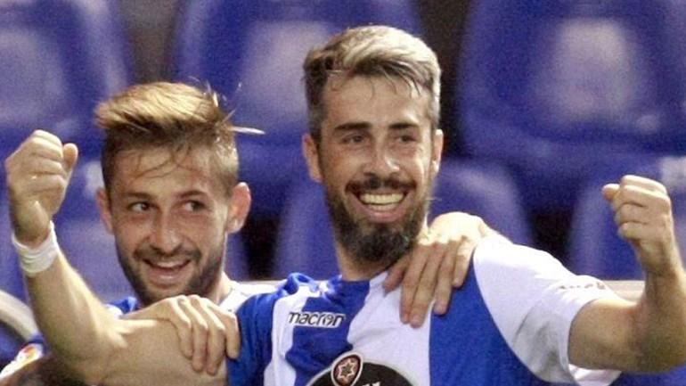 Deportivo oficializa renovação de Luisinho