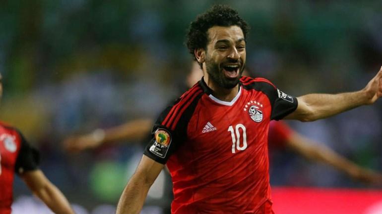 Egito vence Congo e se classifica para Mundial da Rússia