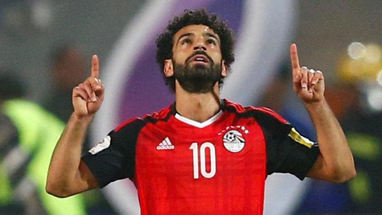 Golo no último minuto qualifica o Egito para o Mundial