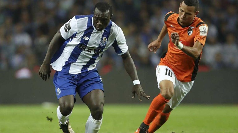 Aboubakar já é 100% do FC Porto