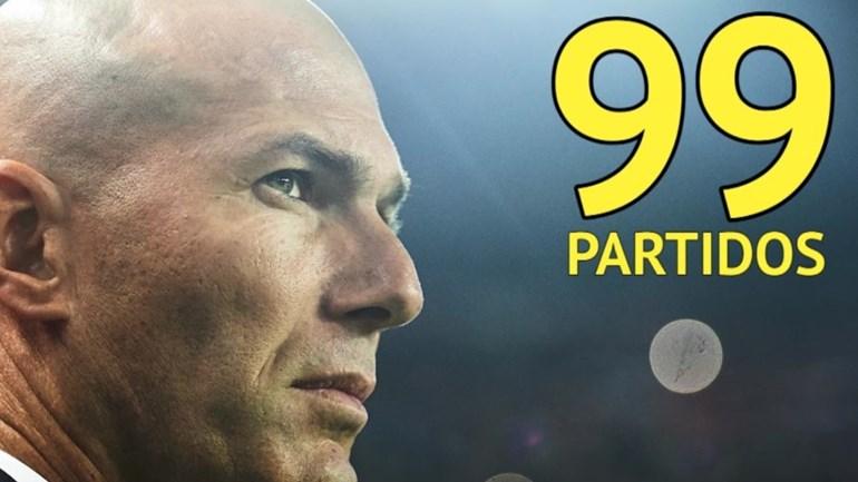 Zidane chega ao jogo 100: quatro coisas que provavelmente não sabia sobre ele