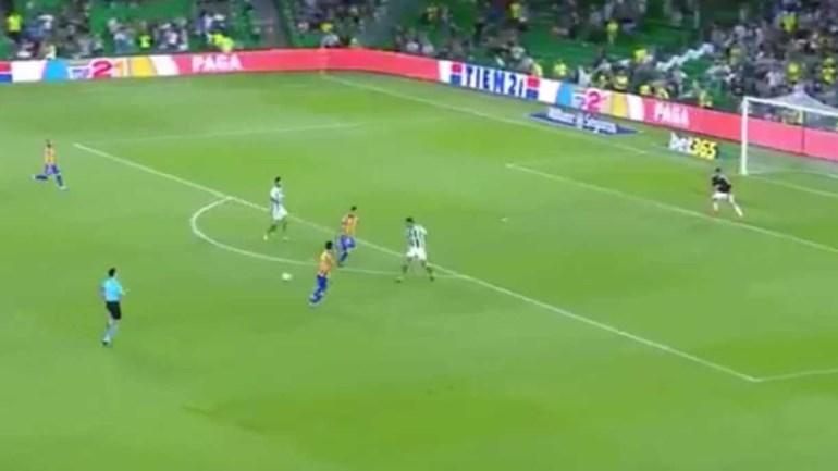 Gonçalo Guedes também deixou marca no golão de Andreas Pereira