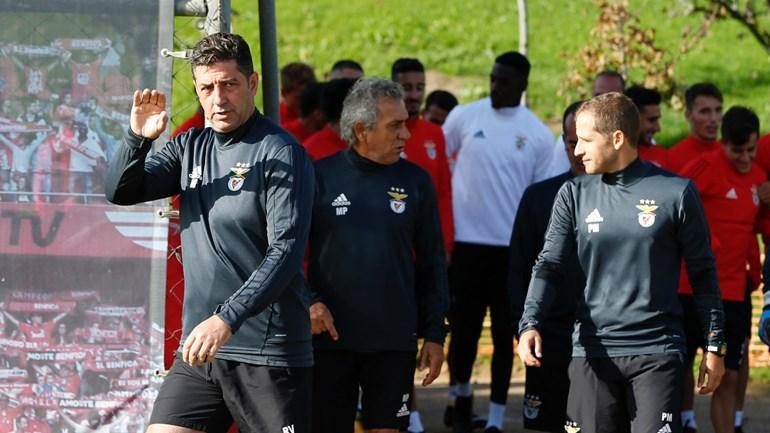Venha de lá Mourinho e companhia: assim está à espera o Benfica