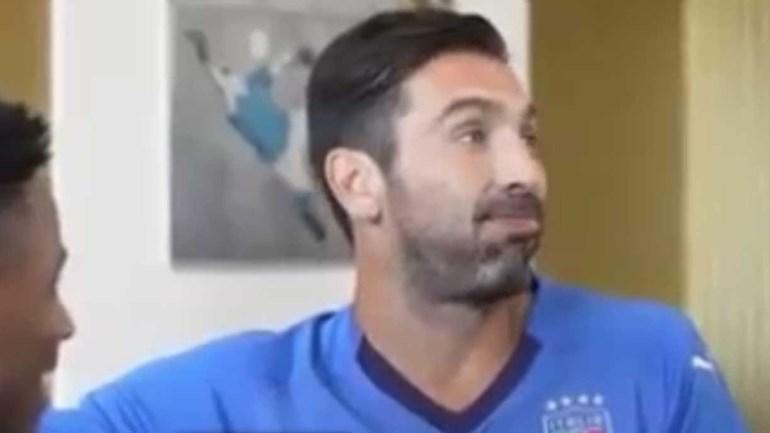 Fala-se muito português no 'top-5' de melhores do Mundo de Buffon