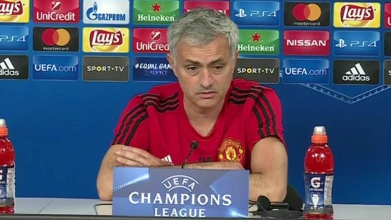 José Mourinho já fez as contas do Benfica na Champions