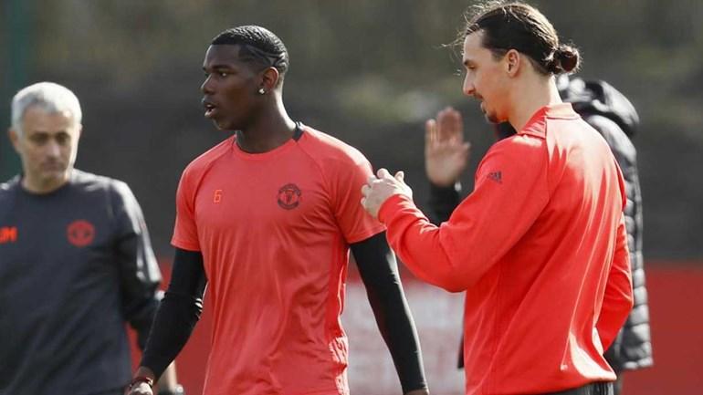 Mourinho acredita no regresso de Ibrahimovic à competição ainda em 2017